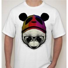 Футболка Панда в шапке