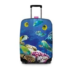 Чехол для чемодана SUITSUIT - Deep Blue