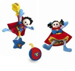 Развивающая игрушка Супер человек – Мальчик
