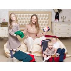 Сертификат на тематическую фотосессию для семьи до 4 человек