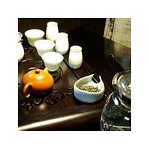 Церемония приготовления желтого чая Пин Ча