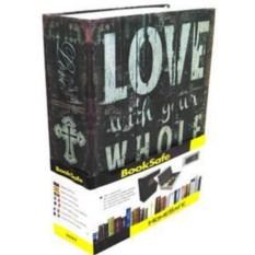 Книжка-сейф Love