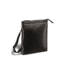 Кожаная сумка через плечо Brialdi Grado (цвет — черный)