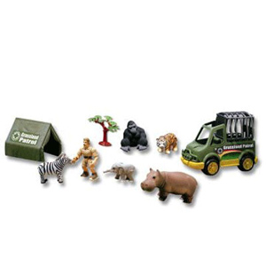 Игровой набор «Мир животных»