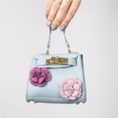 Мини-сумочка Flowers