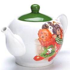 Заварочный чайник с крышкой Собачки в носках