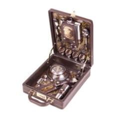 Подарочный набор на 4 персоны «Коньячный»