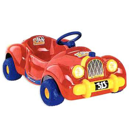 Педальный автомобиль Дисней