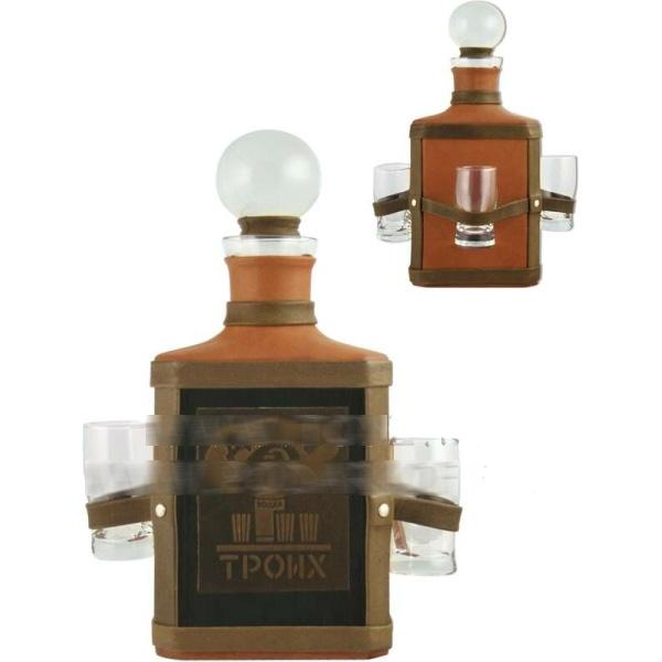 Бутыль «Для троих»