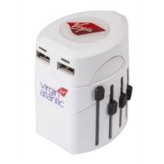 Универсальное сетевое зарядное устройство Travel Pro USB