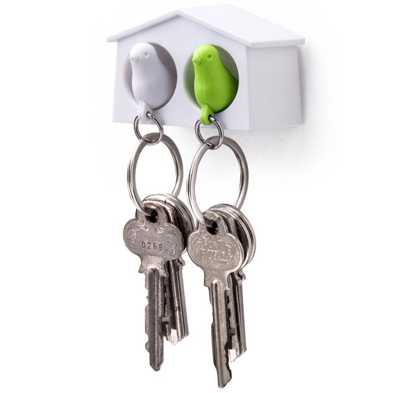 Держатель и двойной брелок для ключей Mini Sparrow