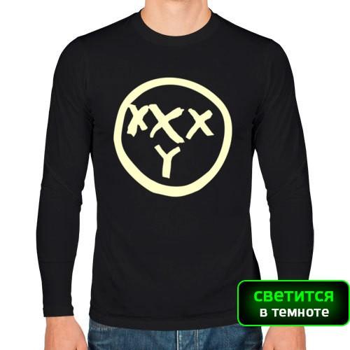 Мужская футболка с длинным рукавом Футболка Oxxxymiron