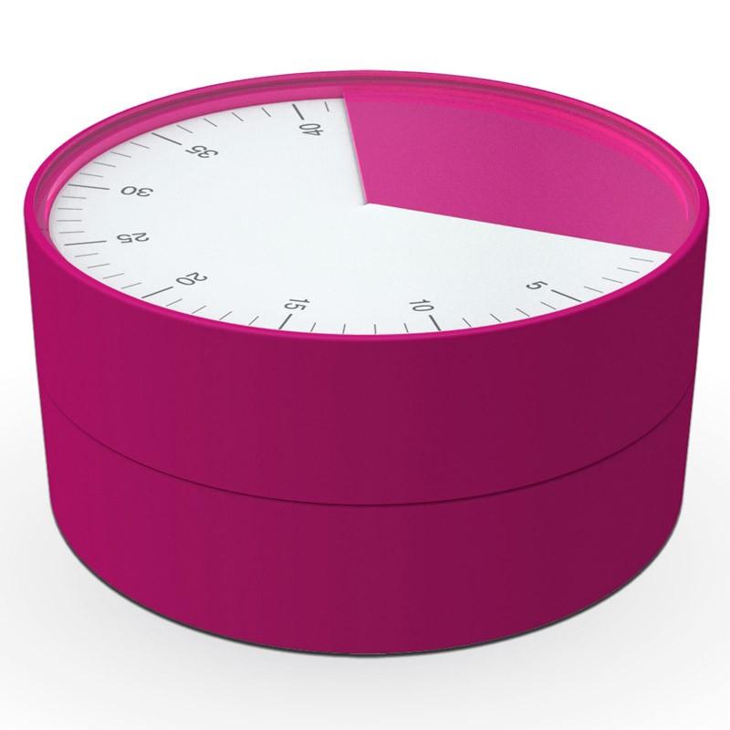 Таймер кухонный Pie™, розовый