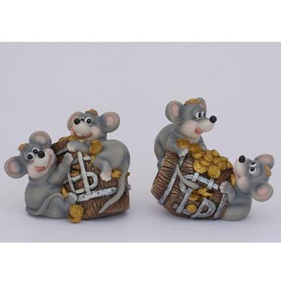 Копилка «Мышки в бочке»