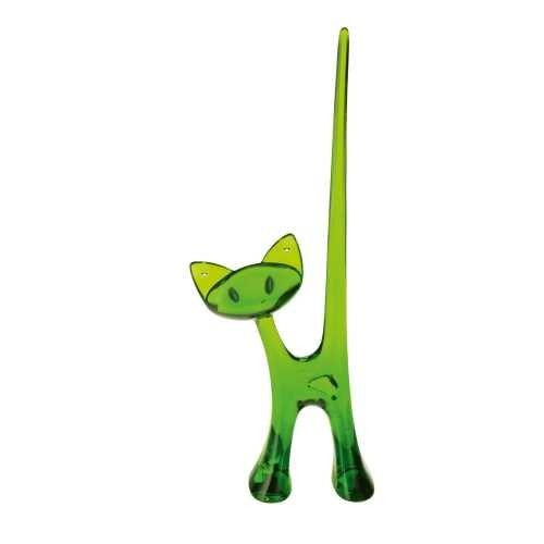 Держатель для украшений Miaou, оливковый, Koziol