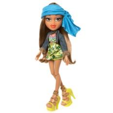 Кукла Bratz В путешествии. Жасмин