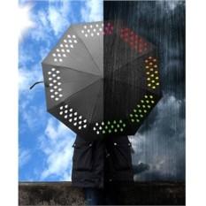 Зонт меняющий цвет SK Umbrella-2