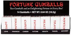 Жвачки Fortune Gumballs