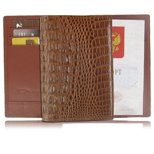 Обложка для паспорта  Стильная вещица