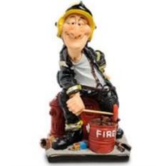 Статуэтка Пожарный
