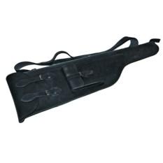 Черный чехол для ружья