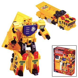 Робот-трансформер «Супертрак»