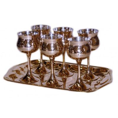 Набор для ликёров и крепких напитков