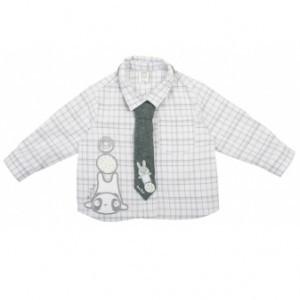 Рубашка с галстуком Tuc Tuc