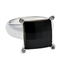 Кольцо  с кристаллами  Swarovski Кэрри Мозаика