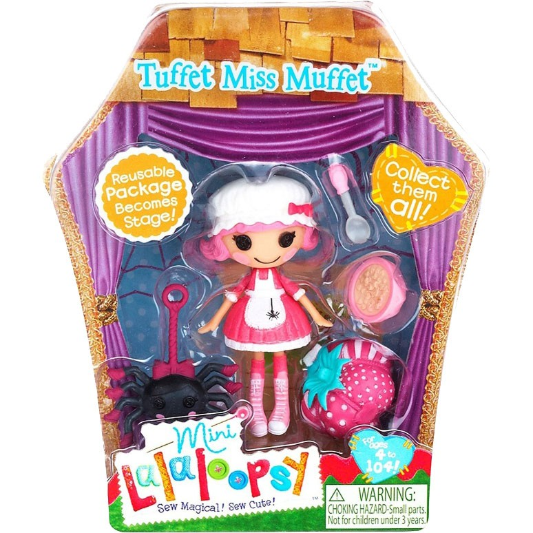 Кукла Lalaloopsy Mini