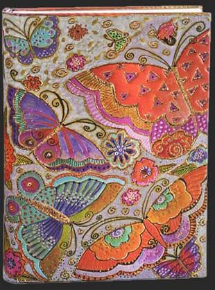 Блокнот от Paperblanks Бабочки