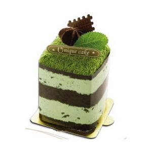 Торт-полотенце «Бисквит зеленый чай»
