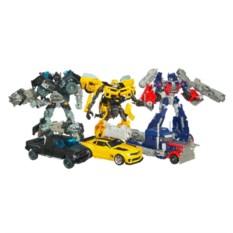 Набор из 3-х роботов-трансформеров