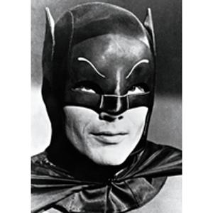 Открытка «Бэтмен»