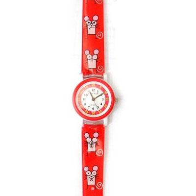 Часы «Красные мыши» Tik-Tak
