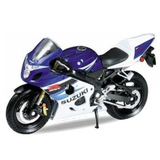 Модель мотоцикла Welly SUZUKI GSX-R750