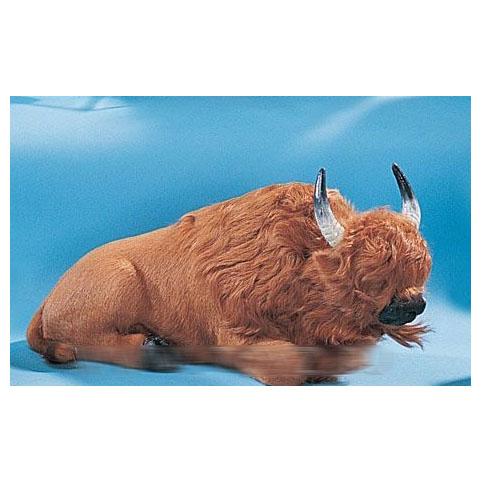 Модель «Бык коричневый»