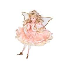 Музыкальная и двигающаяся кукла Задумчивый ангел