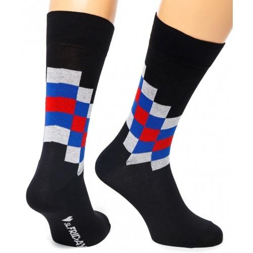 Черные носки FridayMove