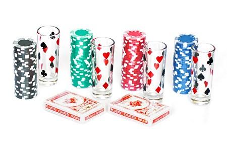 Игра Пьяный покер