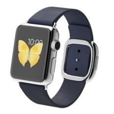 Apple Watch 38mm with Modern Buckle (Midnight Blue)