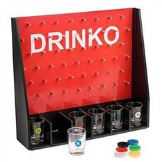 Настольная алкогольная игра Дринко