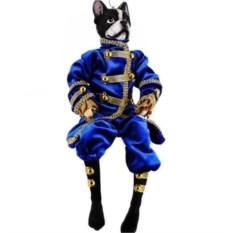 Фигурка Собака в синем костюме (35.6 см)