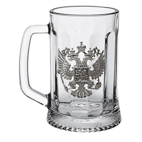 Кружка пивная «Герб»