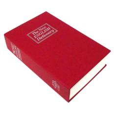 Красная книга-сейф Английский словарь