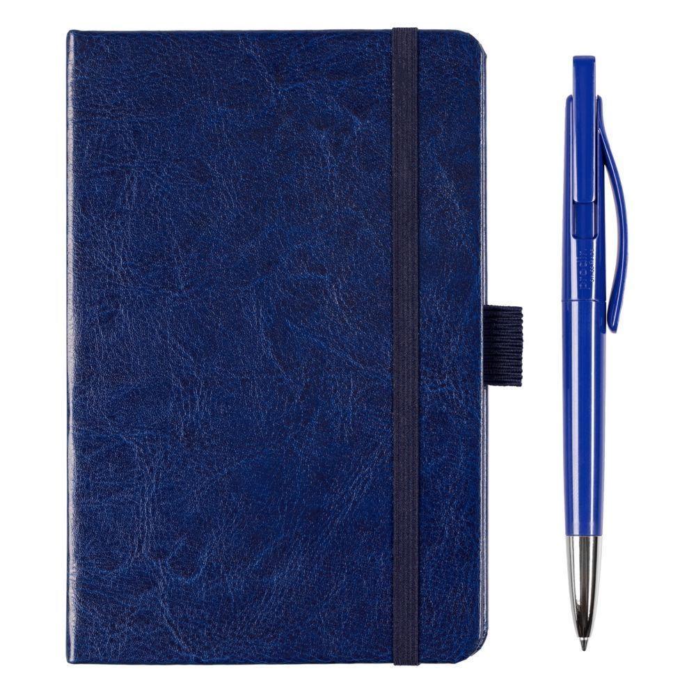 Блокнот с ручкой в подарок 862