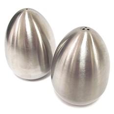 Солонка и перечница Металлические яйца