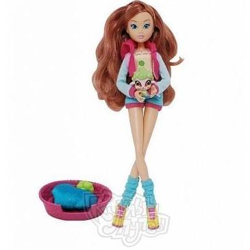 Кукла Winx Блум и волшебный питомец, Белль