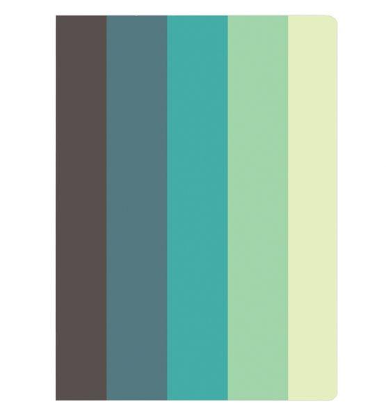 Обложка для паспорта Miusli Palette cold
