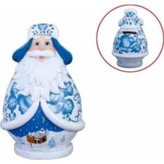 Новогодняя копилка Дед Мороз